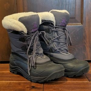 Kamik thinsulate winter boots